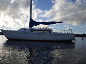 Newport 30 Mk1 Sailboat sell/trade