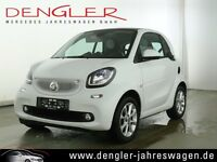 Smart FORTWO 52KW TWINAMIC*AUDIO*LED*PANO*SHZ Passion