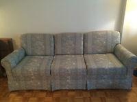 Sofa 3 places en parfait état