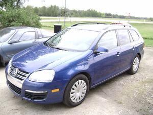 2009 Volkswagen Jetta Trendline Wagon