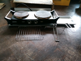 Portable Double Hot Plate