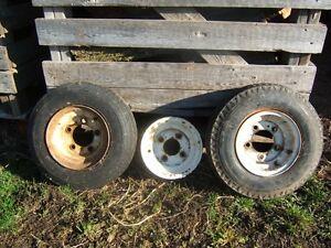 Utility Trailer Tires