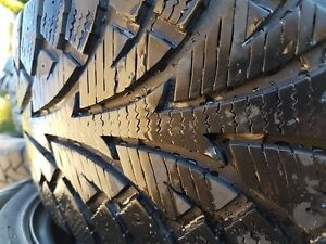 WINTER TIRES AND RIMS  205/55/16 West Island Greater Montréal image 5
