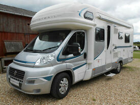6 Berth 2011 Auto-Trail Savannah