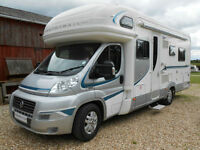 6 Berth 2011 Auto Trail Frontier Savannah with Full Service History