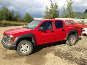 2005 Chevrolet Colorado CrewCab Z71 4x4
