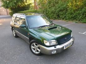 2002 Subaru Forester 2.0 Turbo