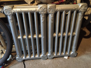 Classic cast iron radiator