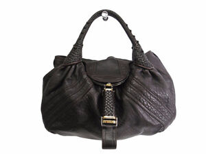 Authentic pre owned Fendi Spy bag in Excellent condition