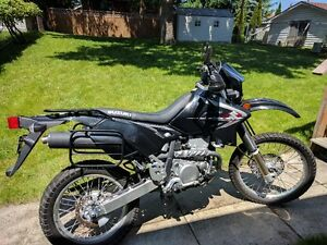 2013 Suzuki DRZ 400 S , low miles ,includes many extras