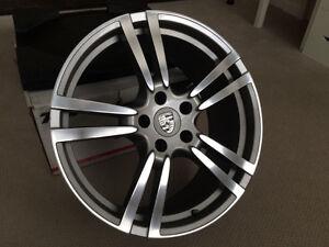21'' Porsche Cayenne Wheels