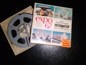 Film 8mm Expo 67