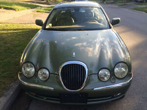 Excellent Condition Jaguar S-Type Sedan
