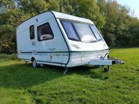 Abbey Belmont 470 SE Touring Caravan Inc Remote Mover
