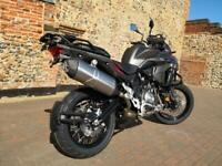 BENELLI TRK 502 X 500cc adventure touring motorcycle