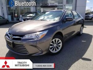 2017 Toyota Camry LE  -  Bluetooth