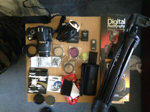 Nikon D40 DX and Accessories