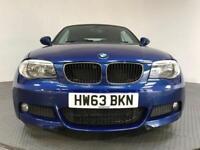 2013 63 BMW 1 SERIES 2.0 118I M SPORT 2D 141 BHP