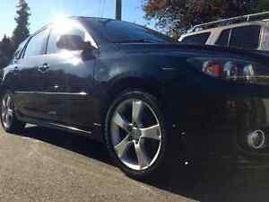 2004 Mazda Mazda3 Sport Hatchback