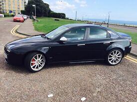 Alfa Romeo 159 2.4L TI Black