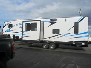 2018 Forest River RV Vengeance Super Sport 311A13