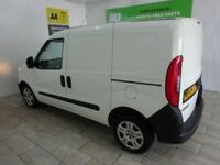 WHITE FIAT DOBLO 1.2 MULTIJET ***FROM £114 PER MONTH***