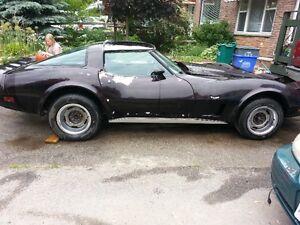 1979 Corvette Restoration Project