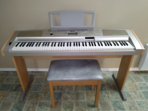 Piano électronique Yamaha dx-500
