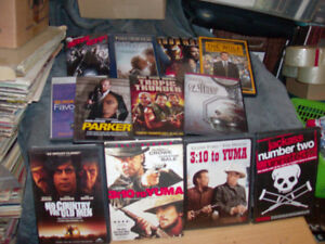 BLOWOUT DVD LOT OF 12 MOVIES LOTS OF ACTION