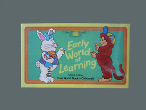 Early World of Learning School Edition from World Book