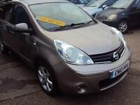 Nissan Note 1.5 DIESEL - ONE OWNER - SERVICE HISTORY - £30 ROAD TAX