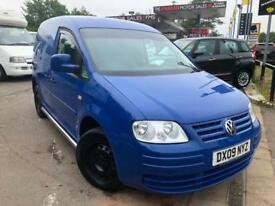2009 Volkswagen Caddy 2.0 C20 Low Miles - Fsh - Chrome Bars