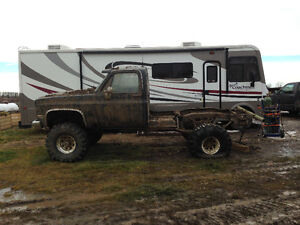 1983 Chevy bogger