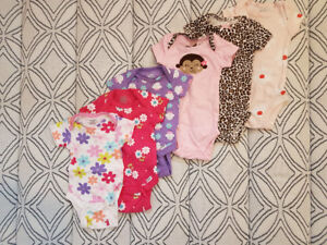 19 items- Baby Clothes - Newborn NB Girl
