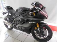 YAMAHA YZF-R6 SUPERSPORTS 600cc WITH ABS, TRACTION CONTROL, QUICK SHIFTER...