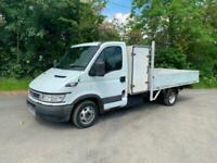 2006 Iveco Daily 2.3hpi 35S12 lwb dropside pickup Dropside Diesel Manual
