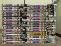 Bleach Manga Collection Set - Volumes 1-33