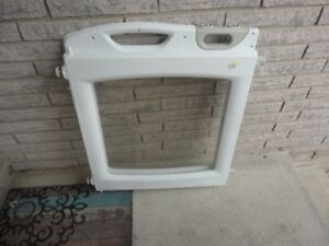 Baby gate First Years Pressure Mount See Through