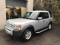 2006 56 LAND ROVER DISCOVERY 2.7 3 TDV6 5D 188 BHP DIESEL