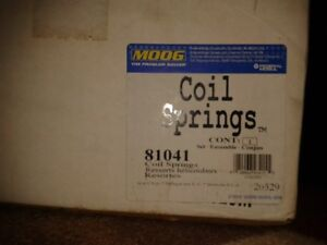 4runner / four runner coil springs pieces Toyota ressorts 1998