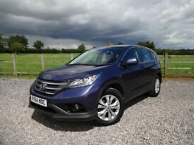 2014/64 Honda CR-V 2.2i-DTEC ( 150ps ) 4X4 ( DAB Audio ) SE