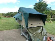 Hannibal Roof Top Tent Kuranda Tablelands Preview