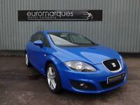 SEAT Leon 1.2 TSI SE Copa (blue) 2012