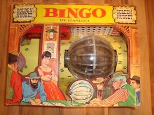 Golden Nugget Bingo