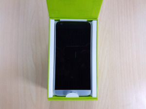 In the box Unlocked 96gb LG G5 with extras
