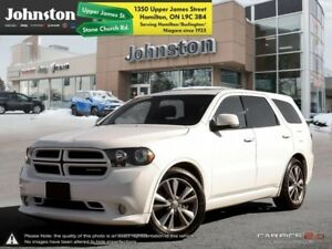 2013 Dodge Durango R/T  HEMI-DVD-- Leather Seats - Bluetooth - $