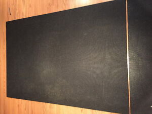 Heavy duty fitness mats