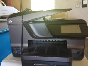 HP OFFICE JET PRO 8600 ALL IN ONE PRINTER, SCANNER, COPIER