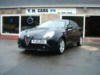 2013 (13) Alfa Romeo Giulietta 1.6 JTDm-2 Lusso 5d ** 54,000 miles **