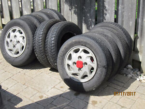 12 Inch Tires and Rims